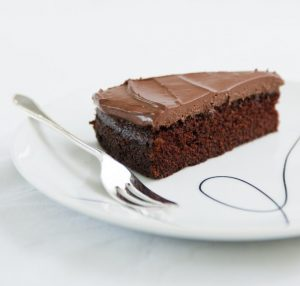 Lisa Fabry Nutrition & Yoga Therapy gluten free chocolate torte