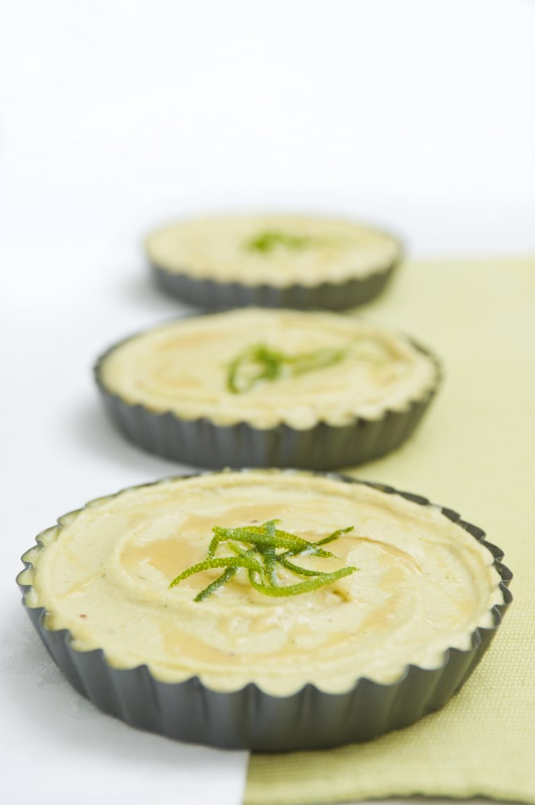 Lisa Fabry Nutrition & Yoga Therapy raw lime tart