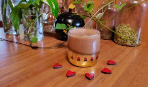 Lisa Fabry Nutrition & Yoga Therapy happy chocolate smoothie