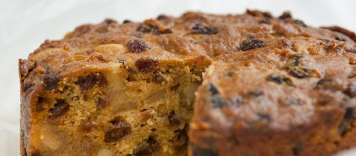 Lisa Fabry Nutrition & Yoga Therapy fruit cake